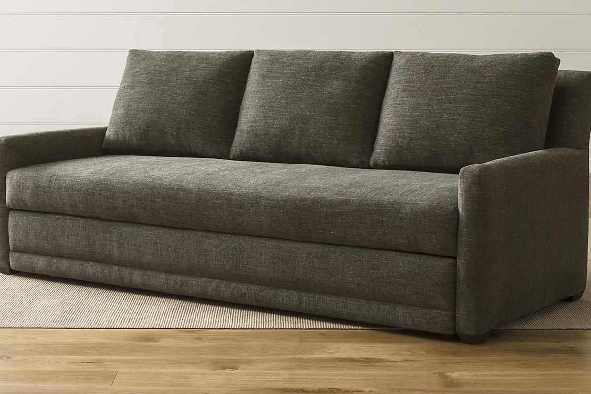 crate and barrel sofa sleeper review casual sofas 12 best collection of 70