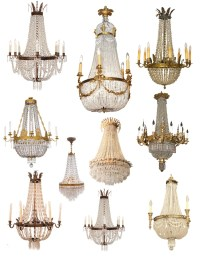 12 Best Ideas of Vintage Style Chandeliers