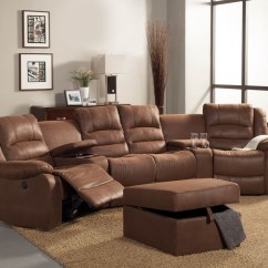 Sofa Recliner Sectional Flip Bed Gus Modern 12 Best Ideas Of Curved