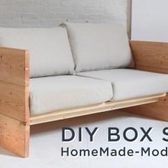 Sofa Framework Tutorial Natuzzi Leather Reclining 12 Photo Of Diy Frame