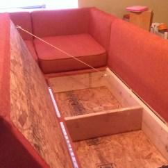 Build Outdoor Sectional Sofa Corner Oak Furniture Land 12 Photo Of Diy Frame