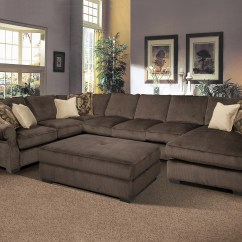 Baxton Studio Dobson Leather Modern Sectional Sofa Furniture Living Room Set 12 Best Ideas Of