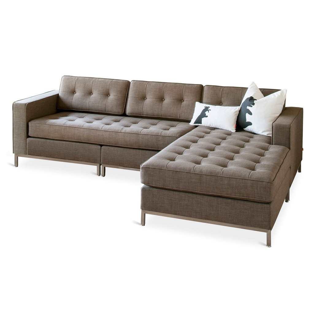 gus sectional sleeper sofa bed for small spaces 12 photo of bisectional
