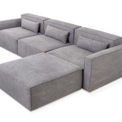 Harper Fabric 6 Piece Modular Sectional Sofa Simmons Harbortown Legs 12 Ideas Of