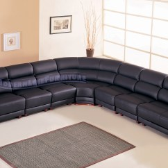 Custom Sectional Sofa Design Brown Fabric Corner Bed 12 Collection Of Made Sofas