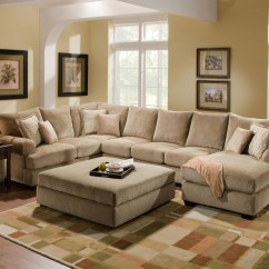 Corinthian Wynn Sectional Sofa Real Leather Sectionals 12 Best Of Sofas