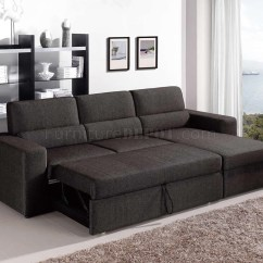 Brown Leather And Fabric Sectional Sofa Southern Motion Reclining Console 12 Photo Of Diana Dark Set