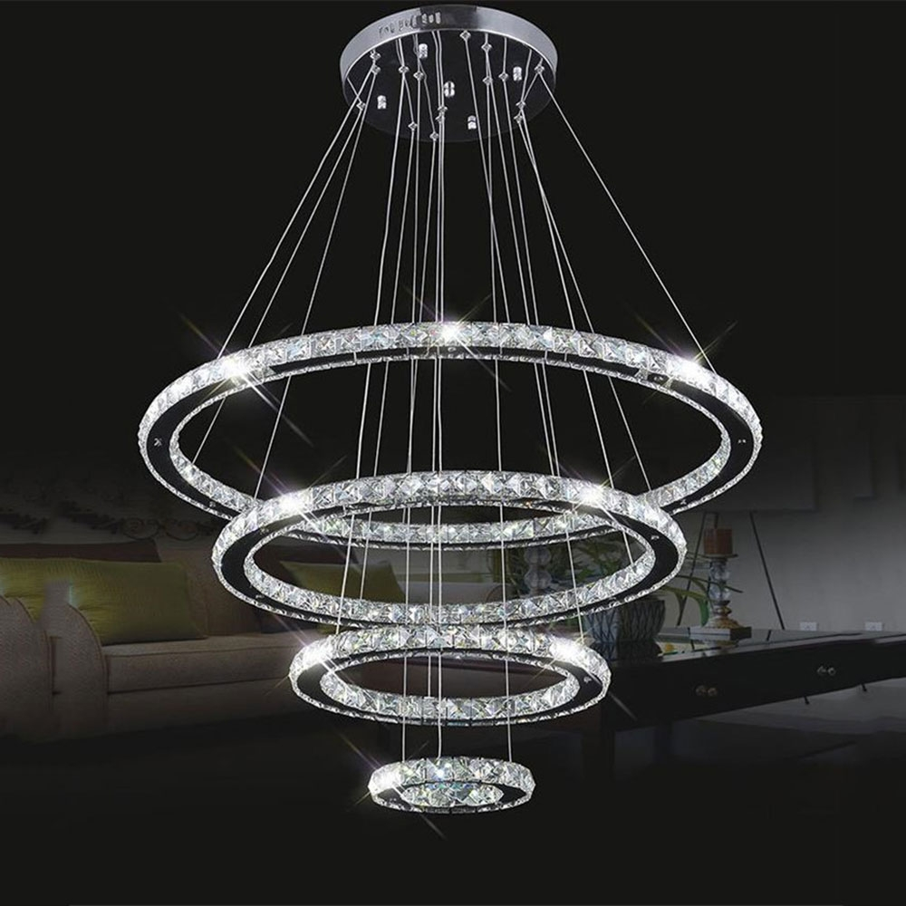 12 Best of Modern Led Chandelier
