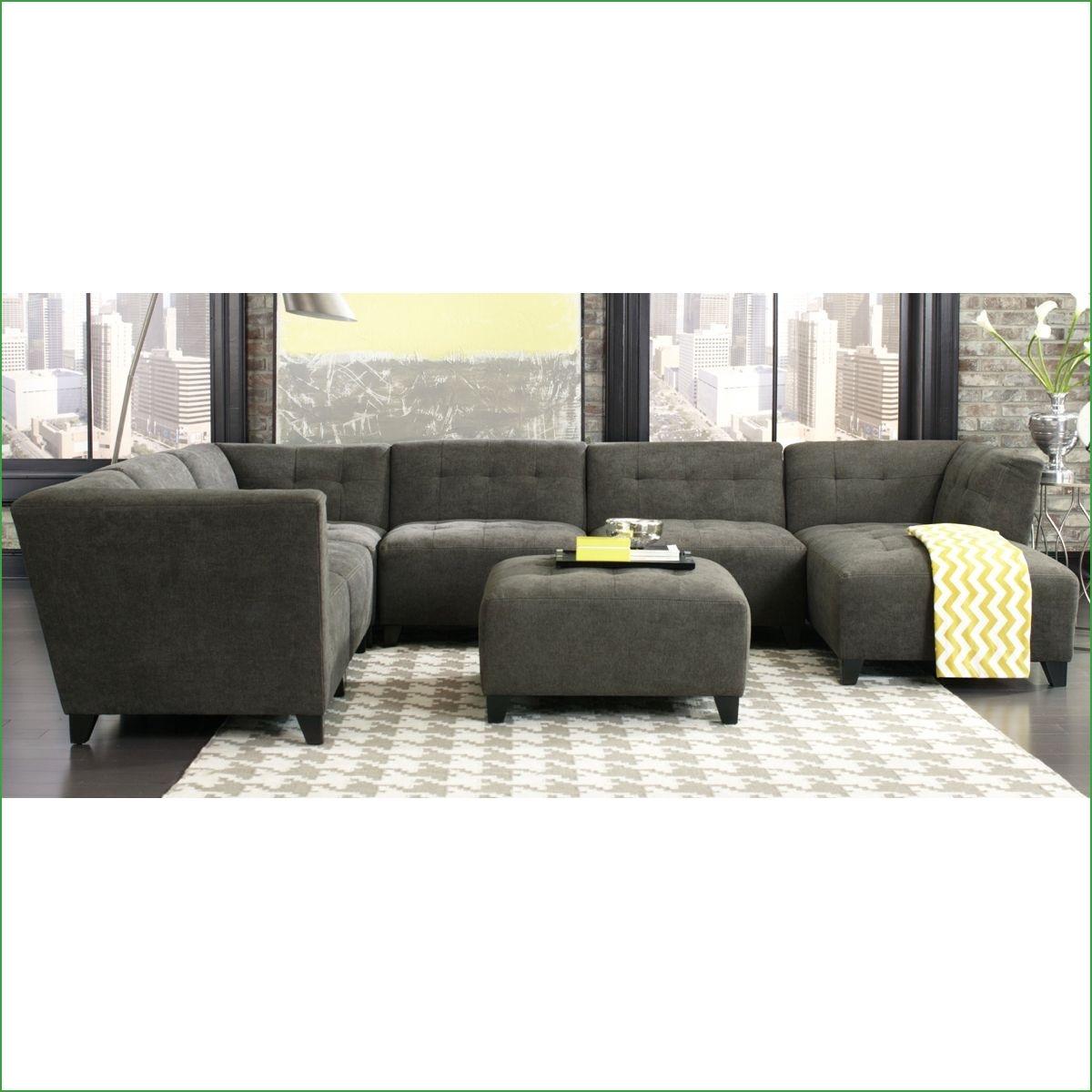 harper fabric 6 piece modular sectional sofa conversational reclining sofas menzilperde net