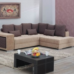 Alicia Two Tone Modern Sofa And Loveseat Set Ikea Grey Corner Bed 12 Best Collection Of Convertible Sectional Sofas