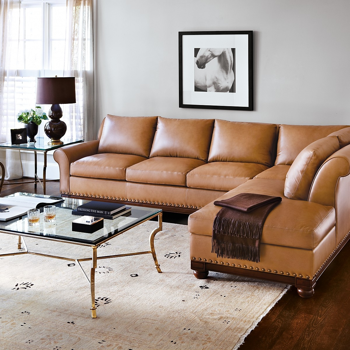 camel colored leather sofas chocolate sofa 12 inspirations of sectional