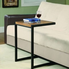 Slide Under Tv Tray Sofa Table Three Seat Covers 15 Photo Of Snack
