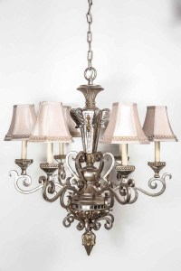 12 Photo of Mirrored Chandelier