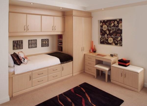 built in bedroom furniture ideas 15 Photo of Bespoke Built in Furniture