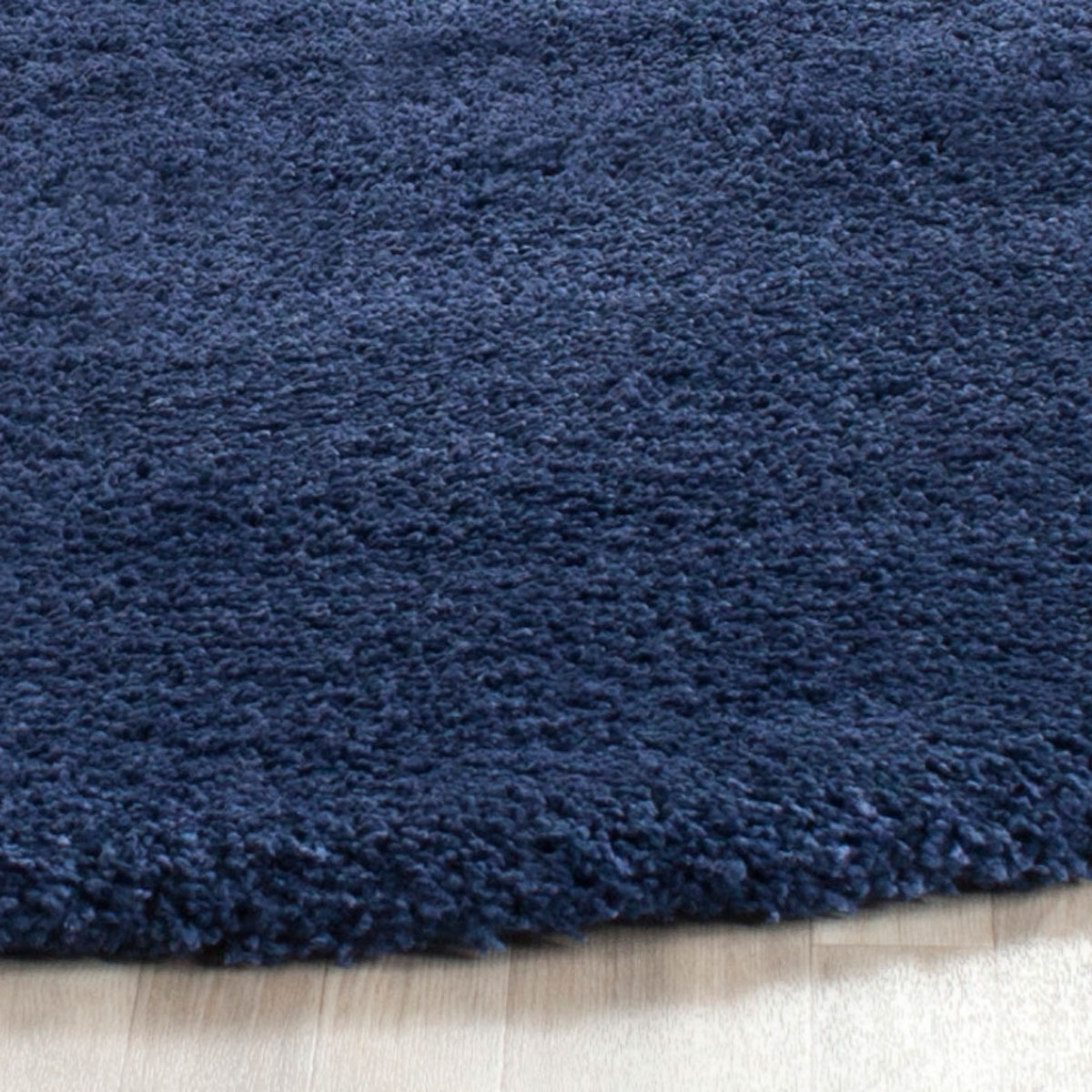 15 Collection of Blue Wool Area Rug