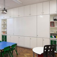 12 Ideas of Office Wall Cupboards