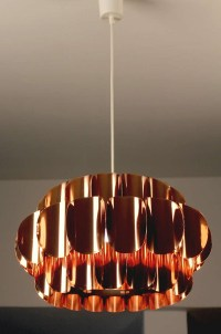 12 Collection of Copper Chandeliers
