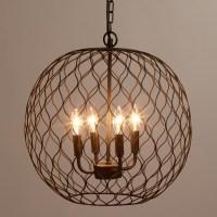 12 Ideas of Chandelier Globe