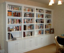 Of Home Library Shelving