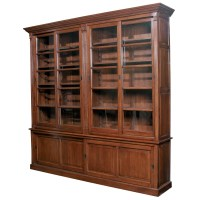 15 Best Ideas of Large Wooden Bookcases