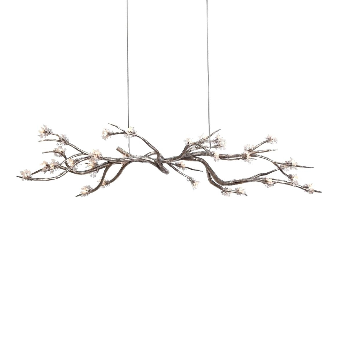 12 Best Ideas Of Branch Crystal Chandelier