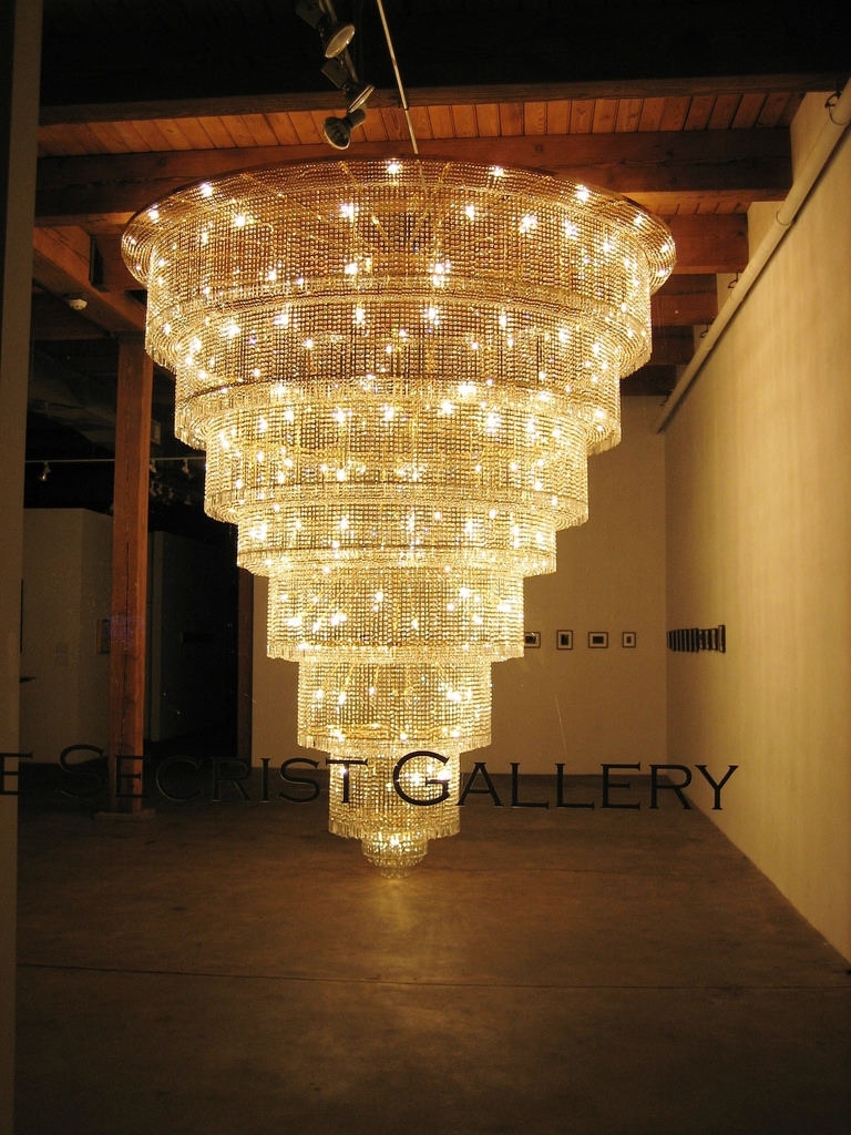 12 Best Collection of Giant Chandeliers