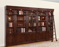15 Best Ideas of Wall Library Bookcase