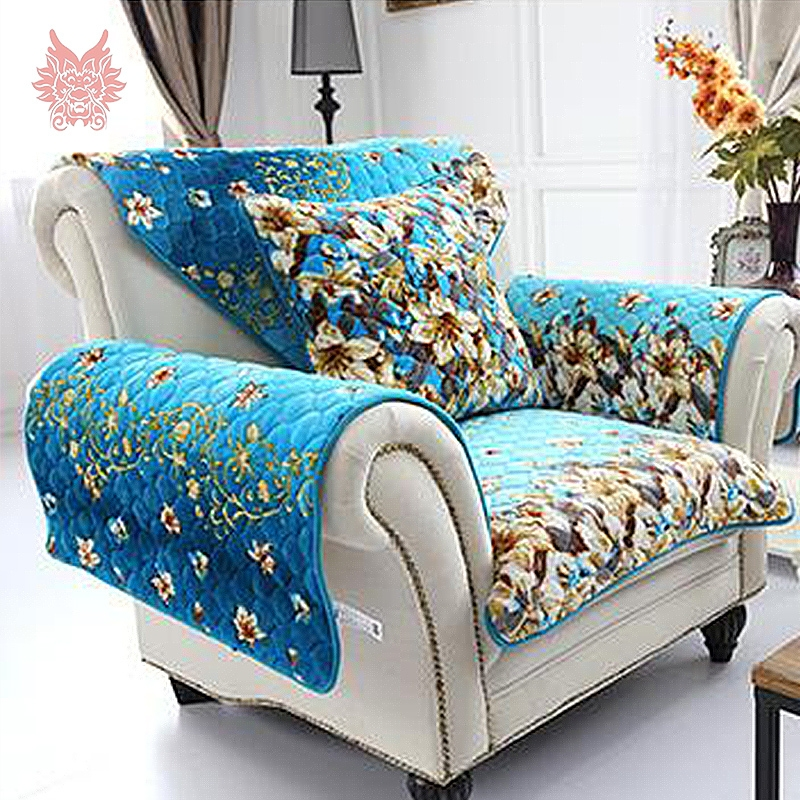 15 Best Ideas Of Teal Sofa Slipcovers