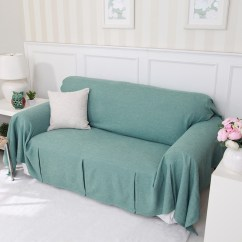 Rowe Slipcover Sofa Curved 15 Best Ideas Of Teal Slipcovers