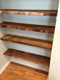 15 Best of Wood for Shelves