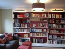 Library Bookshelf Ideas