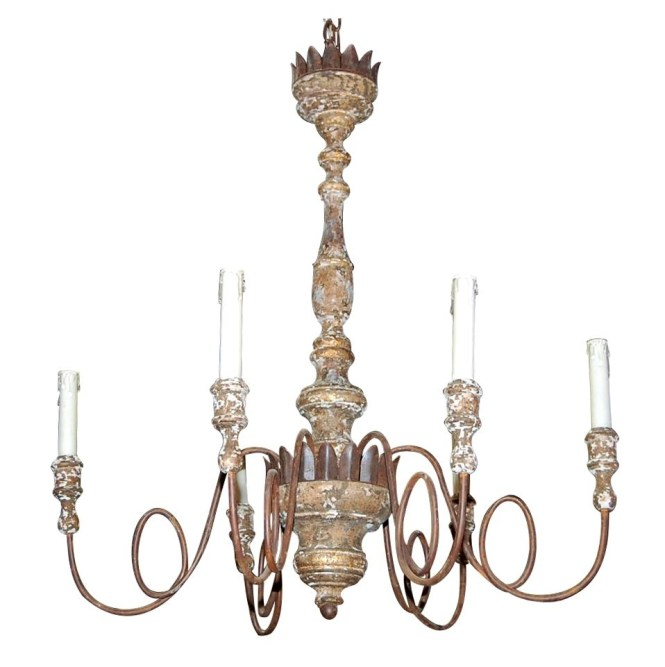 The Italian Chandelier Pertaining To Chandeliers 11 Of 12