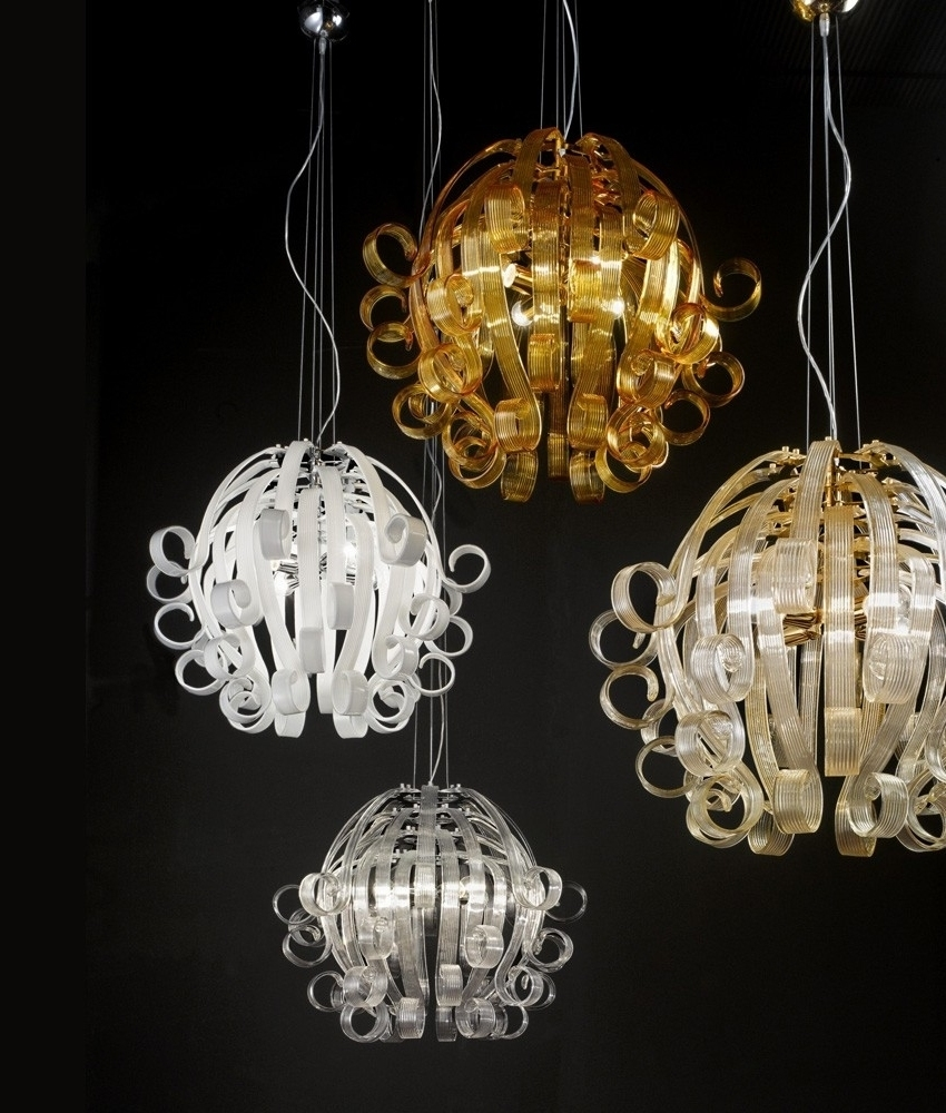 12 Inspirations of Ultra Modern Chandeliers