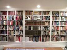 Built in Wall Bookshelf Ideas