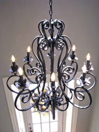 12 Best of Large Iron Chandelier