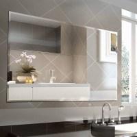 20 Best of Bevelled Edge Bathroom Mirrors