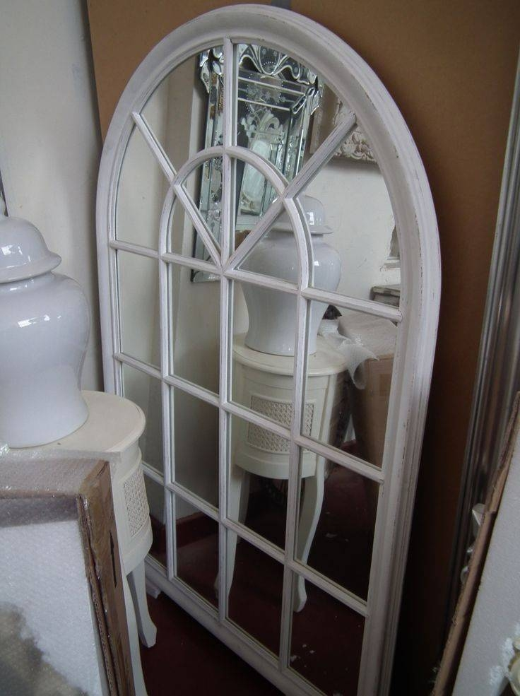 30 Photo of White Arch Mirrors