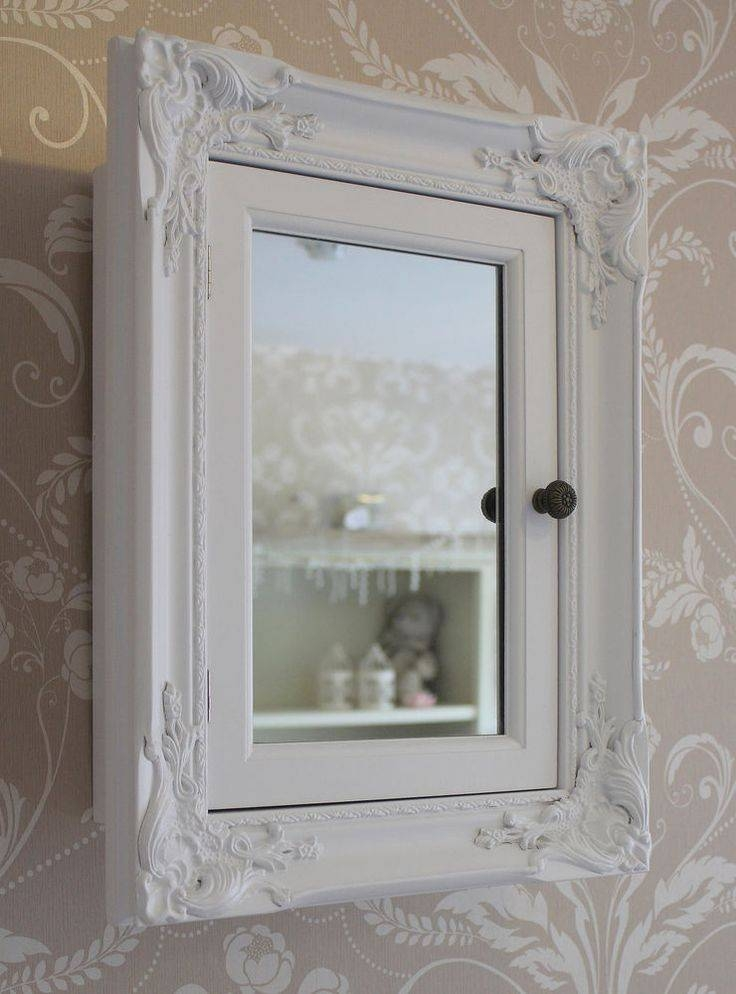 20 Photo of Vintage Style Bathroom Mirrors