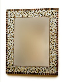 20 Inspirations of Mosaic Wall Mirrors