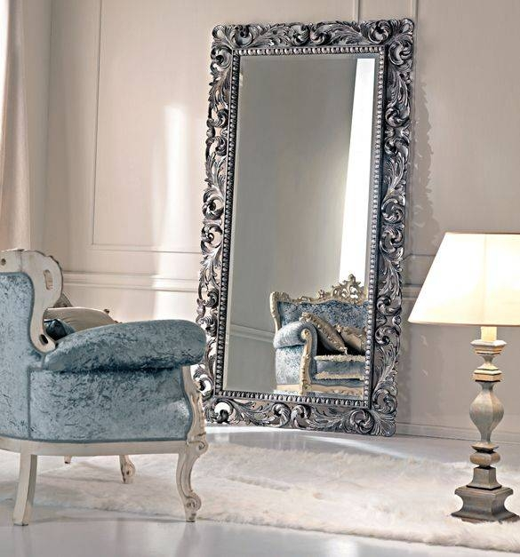 30 Best Collection of Bling Floor Mirrors