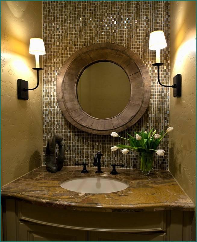30 Ideas of Large Bronze Mirrors