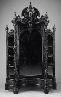20 Inspirations of Gothic Style Mirrors