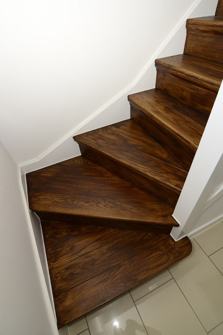 20 Best Of Contemporary Stair Treads | Finished Wood Stair Treads