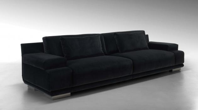 chesterfield sofa living room ideas toddler flip cover 15 best collection of black velvet sofas
