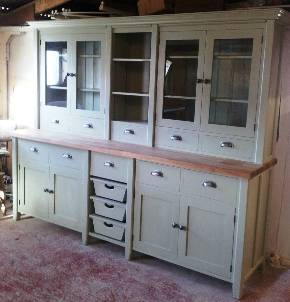 20 Ideas of Free Standing Kitchen Sideboard