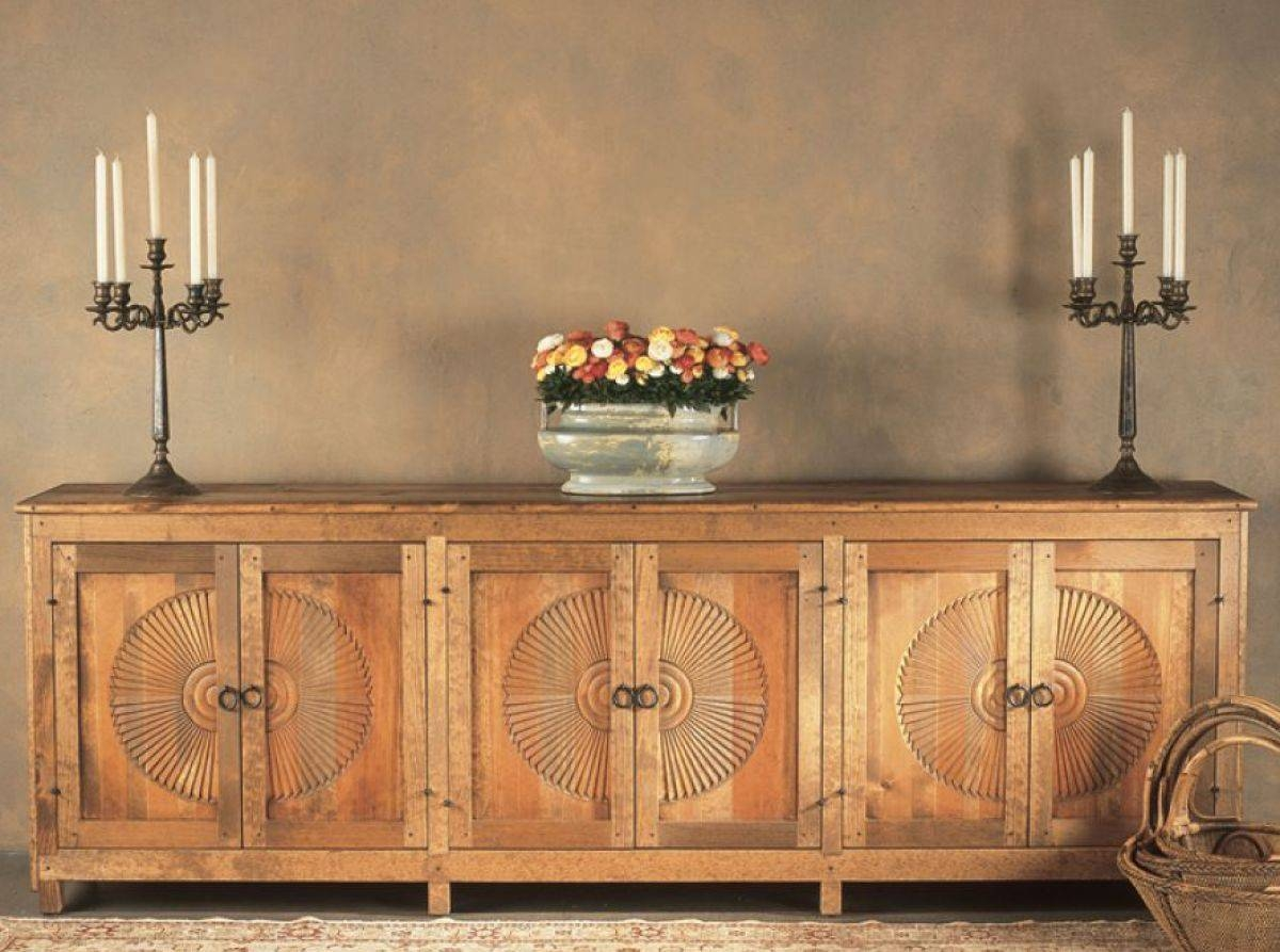 20 Collection Of Large Buffets And Sideboards