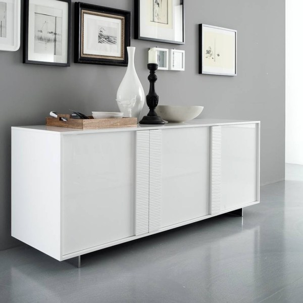 Collection Of Modern Sideboards And Buffets