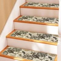 20 Photo of Non Skid Stair Treads Carpet