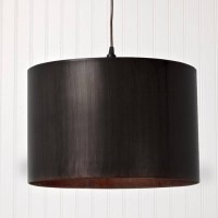 15 Inspirations of Brown Drum Pendant Lights