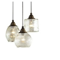 15 Best Collection of Clear Glass Shades for Pendant Lights